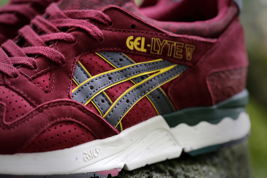 asics gel lyte bordeaux