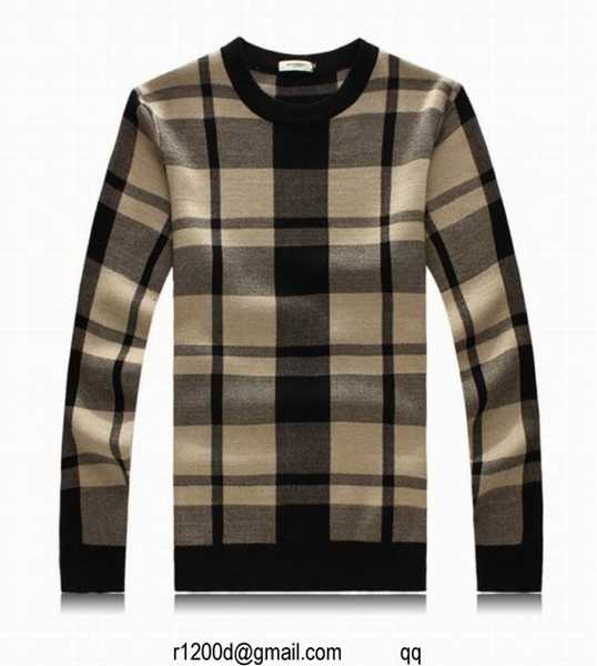 7f2229703b2f pull homme burberry pas cher